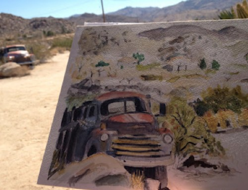 The Artistry of Inspiration at Joshua Tree Oasis
