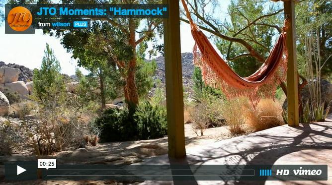 Video JTO hammock