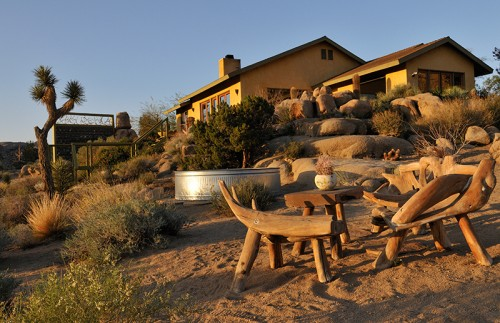 The Joshua Tree Oasis Is Located In CA National Park South Eastern California There Are Many Reasons To Come This Superb