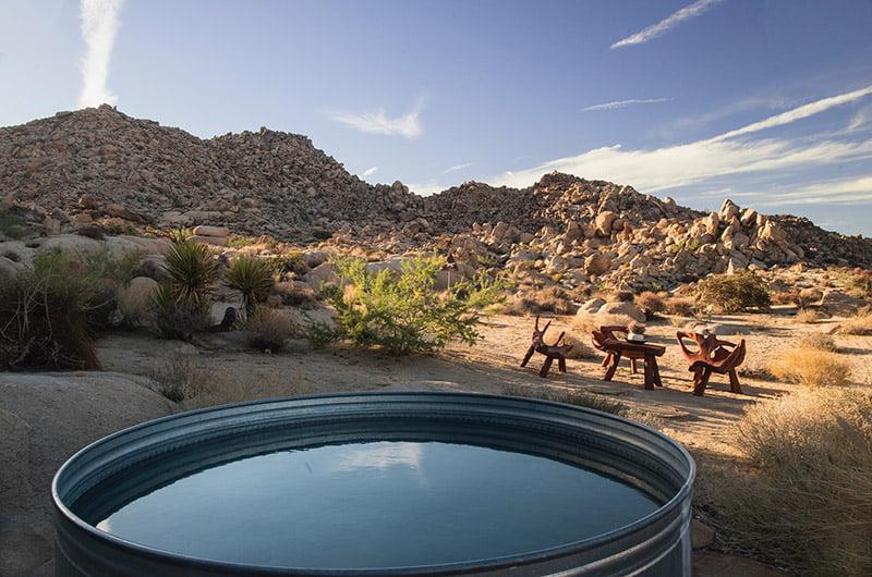 Cowboy spa